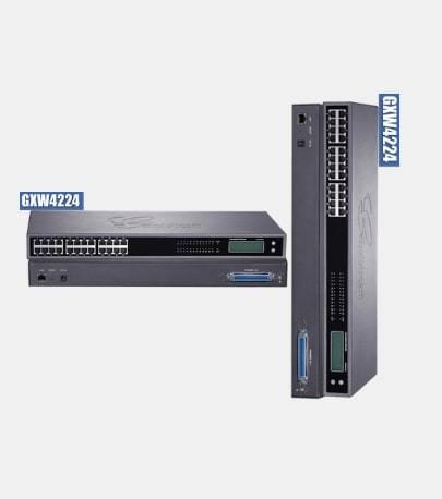 Gateways FXS