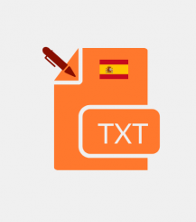 Spanish documents for clients by Sara